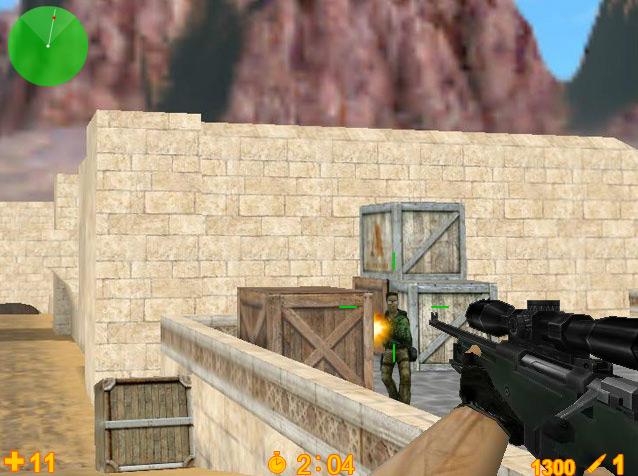 Sniper Team 4